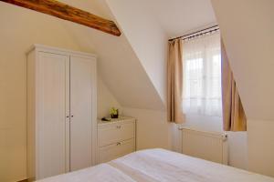 Urlaub im Fachwerk - Das Sattlerhaus, Apartmanok  Quedlinburg - big - 18