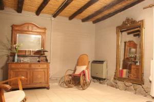 Casa Baquero, Лоджи  Майпу - big - 35