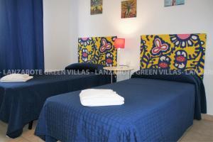 Lanzarote Green Villas, Üdülőtelepek  Playa Blanca - big - 21