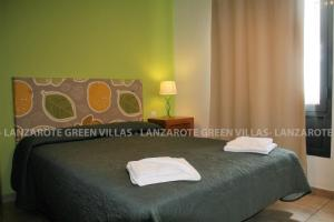 Lanzarote Green Villas, Üdülőtelepek  Playa Blanca - big - 20