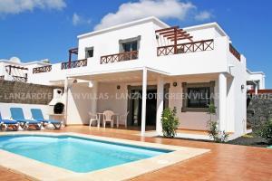 Lanzarote Green Villas, Курортные отели  Плайя-Бланка - big - 1