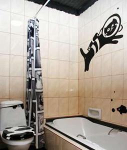 Apartment on Lesi Ukrainky 20, Appartamenti  Kiev - big - 2