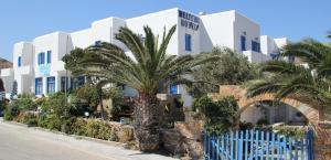 Hostels e Albergues - Meltemi Hotel Kythnos