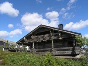 Holiday Home Riikongammi/iso - Hotel - Ylläs