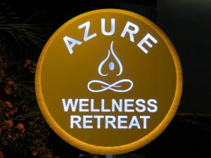 Azure Wellness Retreat, Отели  Тургутреис - big - 42