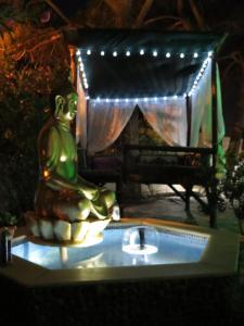 Azure Wellness Retreat, Hotel  Turgutreis - big - 38