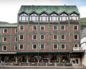 Park Hotel Rjukan, Hotel  Rjukan - big - 30