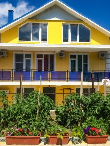 Guest house Zolotoe runo - Rayevskaya