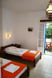 Hotel Landeris Amorgos Greece