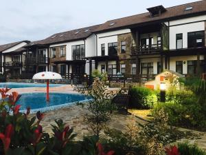 Апартаменты Мандарин Парк, Сочи