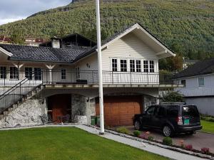 . Aarnes house Stryn