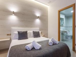 Apartments Ramblas108, Апарт-отели  Барселона - big - 18