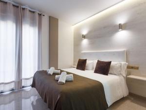 Apartments Ramblas108, Апарт-отели  Барселона - big - 45