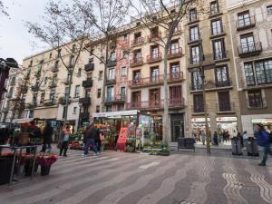 Apartments Ramblas108, Апарт-отели  Барселона - big - 20