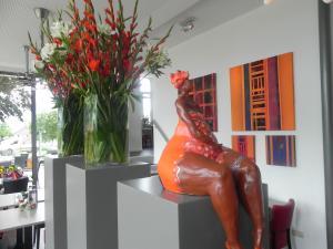 Hotel - Restaurant Uit De Kunst, Hotely  Vijlen - big - 9