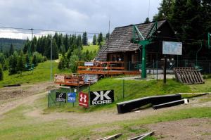Ostoja Górska Koninki, Resorts  Niedźwiedź - big - 10