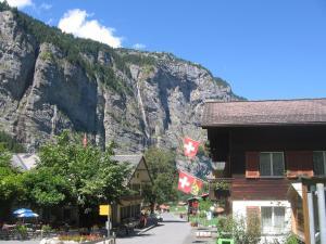 Hotel und Restaurant Stechelberg