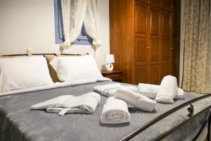 Alisaxni Resort, Aparthotels  Akrotiri - big - 77