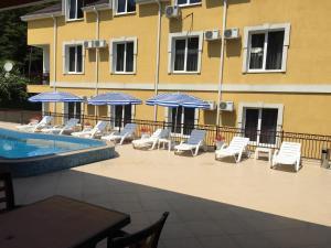 Hotel Sergiy - Verkhne-Vysokoye