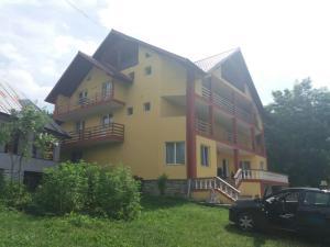 Hostels und Jugendherbergen - Pensiunea Dobrin