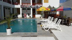 Hotel Hilroq II, Hotels  Ica - big - 56