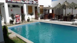 Hotel Hilroq II, Hotels  Ica - big - 51