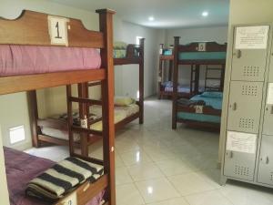 Lake View Hostel, Hostelek  Guatapé - big - 28
