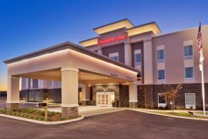 Hampton Inn Eufaula Al, Отели  Юфола - big - 29