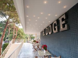 Hotel Doge, Hotely  Milano Marittima - big - 59