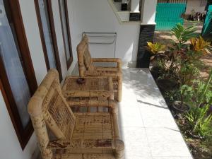 The Heritage Homestay, Magánszobák  Kuta Lombok - big - 14