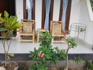 The Heritage Homestay, Magánszobák  Kuta Lombok - big - 15