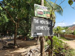 The Heritage Homestay, Privatzimmer  Kuta Lombok - big - 22