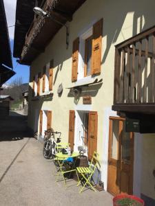 Chalet JJ - Accommodation - Sainte-Foy Tarentaise