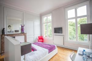 L'Esplanade Lille, Bed and breakfasts  Lille - big - 16