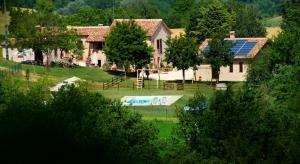 Agriturismo Il Castellaro, Загородные дома  Sassoferrato - big - 15