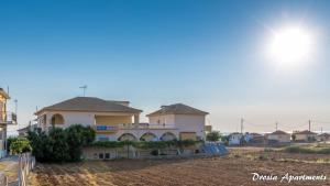 Drosia Apartments - Makris Gialos