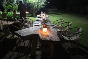 Casa Baquero, Лоджи  Майпу - big - 28