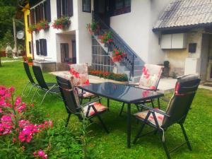 Apartma Kukč Bovec