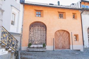 Alte Scheune - Samedan - Apartment