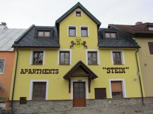 Apartments Stein - Bozí Dar