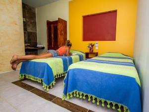 Experiencia Surf Camp, Hostels  Puerto Escondido - big - 12