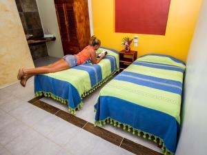 Experiencia Surf Camp, Hostels  Puerto Escondido - big - 11