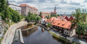Garni hotel Castle Bridge - Český Krumlov