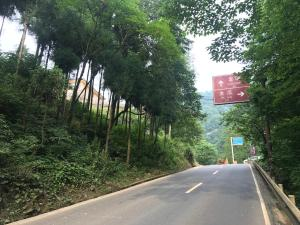 Albergues - Mount Emei Feng Lin Yue Hotel