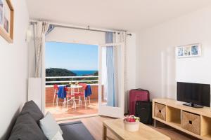 Apartaments Els Llorers, Апарт-отели  Льорет-де-Мар - big - 8