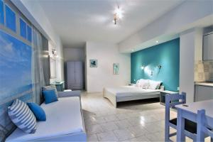 Balito, Aparthotels  Kato Galatas - big - 45