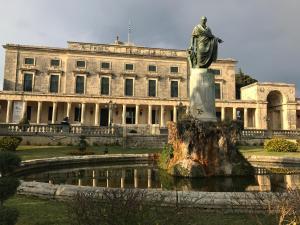 Casa Afrodite, Ferienwohnungen  Korfu-Stadt - big - 6