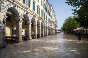 Casa Afrodite, Ferienwohnungen  Korfu-Stadt - big - 12