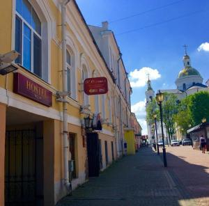 Хостелы Витебска