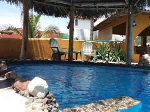 Villa Pelicano, Bed & Breakfasts  Las Tablas - big - 80